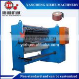 Jumbo Rolls Abrasive Cloth Slitting Machine