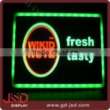 High grade scrolling waterproof lightbox photography