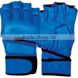CUSTOM MADE MMA BOXING FOCUS PADS TRAINING GLOVES TWO TONE WHITE BLACK FITNESS SPORTS EQUIPMENTS, PAYPAL ACCEPTED