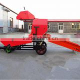 Fully Stocked hay grass straw silage alfalfa available hay bale compress baler machine made in china