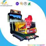 Coin Operated Games Full Motion 4d Racing Car Game Machine Simulator