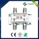 Factory supply Indoor SATV wire splitter connectors