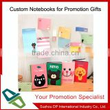 Cheap promotional sticky notes custom printing branded sticky note pad for advertising