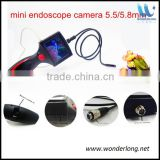 China factory waterproof HD handheld pipe camera inspection industrial endoscope camera