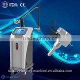 Vertical Sun Damage Recovery Newest Laser Skin Rejuvenation Equipment CE Approved RF Driver Fractional CO2 Laser American RF Tube Skin Regeneration Vascular Lesions Removal