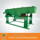 linear vibrating screen for beryllium ore
