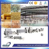 Automatic corn flakes machine Choco Filled Bar Processing Line