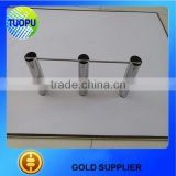 China gold supplier high quality 3 tubes rod holder,adjustable SS 316 rod holder for fishing use