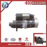 supply various models starter motor for construction machine, auto engine, tractor engine