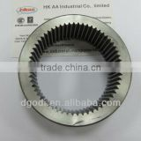 stainless steel gear motor tooth couplings