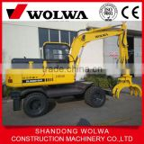 small log loader with rotation grapple with cheap price on sale