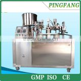 KP 250-A semi-automatic plastic cosmetic tube filling sealing machine with best price