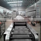 hot sale mini fried halal instant noodle production line/fried instant noodles processing line
