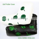 OEM cheap beautiful and durable newest Golf Putter Head Cover