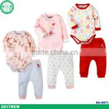 Wholesale OEM Service newborn baby onesis baby romper boutique high quality baby clothing