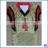 American football jersey 49ers uniforms factory wholesale, american football jersey, uniform custom design good sublimated footb