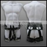 fall protection in full body harness rescue harness 3 point/4 point/5 point CE certified
