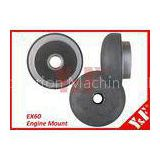 Anti Vibration Moulded Rubber Engine Mounts For HITACHI EX60 Construction Machinery Parts