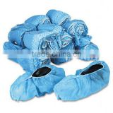 High quality medical shoe covers, disposable pp non-woven non skid shoe cover for operating room
