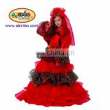 spanish costume (16-2278) as Flamingo costume carnival with ARTPRO brand