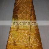 Designer Crush Tie Dye Silk Saree