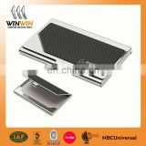 Hot sale stainless steel name card holder/business name card holder