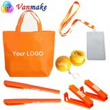 Custom Company Logo Branding Advertising Printed Classical Promotional Gifts Set for Giveaway