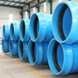 High performance PVC-UH pipe for water supply