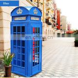 2019 Customized phone booth Acoustic Telephone Hood Public Phone Booth