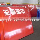 Fiberglass reinforced plastic truck air deflector with high quality
