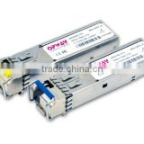 SFP+ 10GB/S 1270Tx/1330Rx DFB single fiber bi-directional optical transceiver module OC-192/SDH STM-64