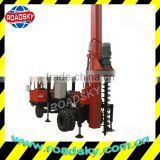Ground Truck-Mounted Hydraulic Screw Pile Driver