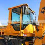 Surprise price! 2.5t small snow vehicle, front end spade loaderZL25, good working condition