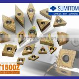 Made in Japan Sumitomo Electric Industries, Ltd. IGETALLOY Quality item Cutting tools Insert Chip material T1500Z