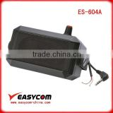 ES-604A CB speaker with amplifier 4ohm &8 ohm 5-7w power portable amplified speaker cb external speaker
