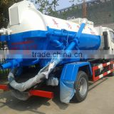 Factory supply Dongfeng 3m3 food waste truck,liquid waste trucks