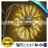 New item yellow how to connect rope lights to each other With high quality wedding decoration