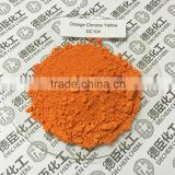 factory good quality orange chrome yellow pigment orange 21/chrome yellow for paints,off-set inks,plastics