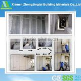 Green high quality lightweight building materials waterproof white faux brick wall panels