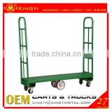 Wholesale china hand truck boat dolly / platform truck / u boat