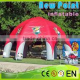 Red inflatable tent ,new point inflatable tent,gaint inflatable tent,outdoor inflatable tent