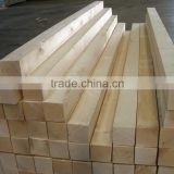 Solid Wood Boards Type spruce sawn timber can be customized