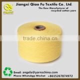 Big factory weaving decorative fabric wholesale yarn supplier china suppiler recycle cotton sock yarn