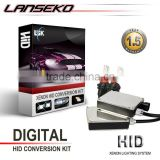 Competitive price single beam auto part AC 35W hid slim xenon R3 kit with manufacturer supply