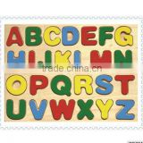 Wooden Puzzle,Alphabet Plywood Puzzle