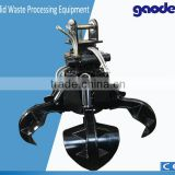 Used scrap grapple for excavator for sale