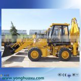 Hot sale chinese Bobcat skid steer Mini Loader with attachments                                                                         Quality Choice