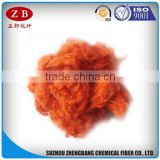 recycled flame resistant polyester staple fiber with competetive price