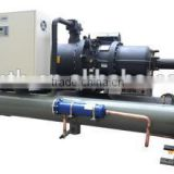 Hot sale cooling system water chiller air cooler for seafood cultivation