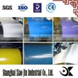Prime prepainted/color coated steel coils / PPGI / PPGL color coated galvanized steel used for auto parts home appliances